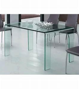 Table à Manger En Verre : tables decome store ~ Teatrodelosmanantiales.com Idées de Décoration