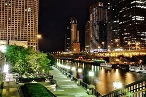 Chicago River Walk   Digital Stills  Chicago