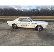 1965 Ford Mustang Indianapolis 500 Pace Car Replica For