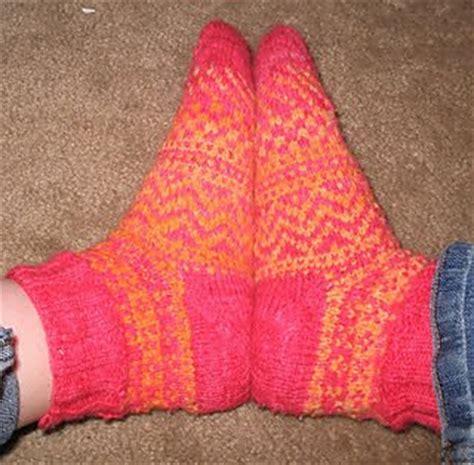 ravelry big bird socks pattern by elizabeth buck