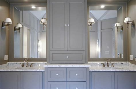 gray bathroom cabinets home decor trend gray in the kitchen and bathroom the
