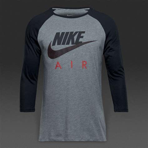 mens clothing nike air raglan carbon 805227 091