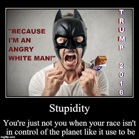 Angry Man Meme - trump s core audience imgflip