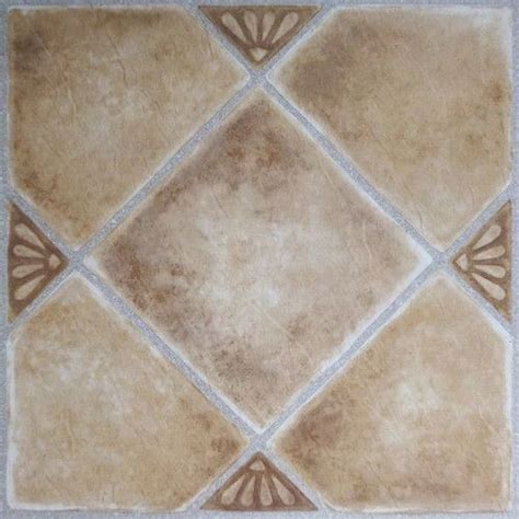 achim importing co nexus 12 quot x 12 quot vinyl tile in metallic