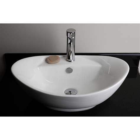 vessel sink countertops sale american imaginations above counter oval vessel bathroom