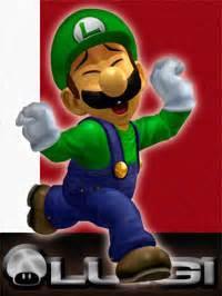 Luigi SSBM SmashWiki The Super Smash Bros Wiki