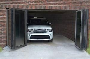 Porte De Garage Pliante À La Française 4 Vantaux : porte de garage basculante ou sectionnelle ~ Nature-et-papiers.com Idées de Décoration