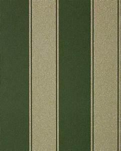Tapete Streifen Grün : edem 753 38 luxus blockstreifen barock streifen tapete edel gr n gold platin kaufen bei ~ Sanjose-hotels-ca.com Haus und Dekorationen