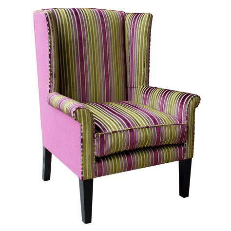 chidham wing chair handmade in uk chairmaker