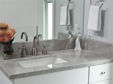 Soft White Finish Bathroom