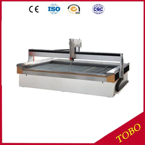 high pressure water cutting steel metal water cutting