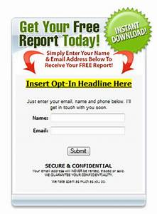 free subscription form template email opt in template With free opt in form templates