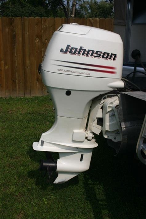 3 Hp Johnson Boat Motor by Pin Johnson Outboards On