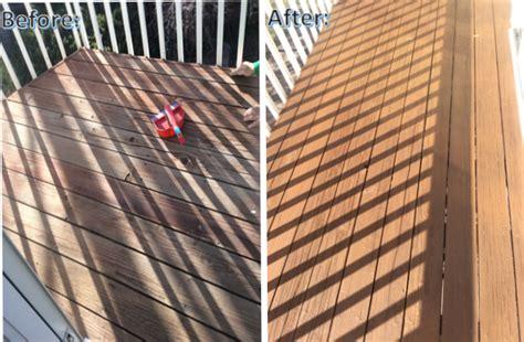 deck maintenance boulder denver layfayette karens