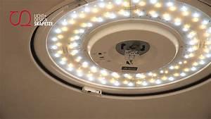 Heizkörperthermostat Mit Fernbedienung : licht trend sparkle led deckenleuchte mit fernbedienung youtube ~ Watch28wear.com Haus und Dekorationen