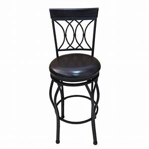 Home Decorators Collection Classic 30 in Swivel Bar Stool