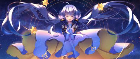 Download 2560x1080 Wallpaper Pray Stardust Vocaloid