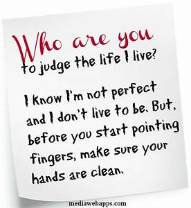 Famous quotes about 'Judge' - Sualci Quotes