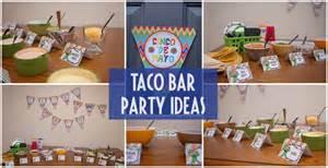 taco bar ideas by halstead