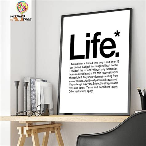 living room modern print poster painting home decor