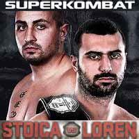Ali Cenik vs Stoica Unvan Maçı ve Super Combat Sonuçları / Videoları | Fight TV Haberleri | Fight Club Türkiye