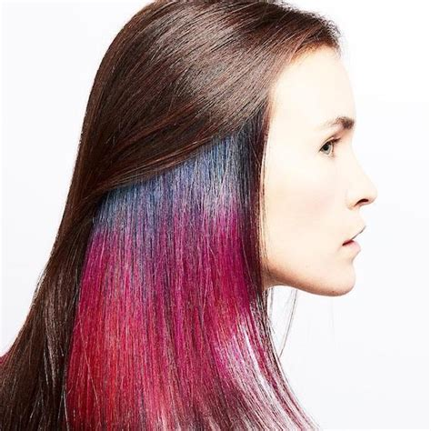 ways  wear hidden hair color wella stories