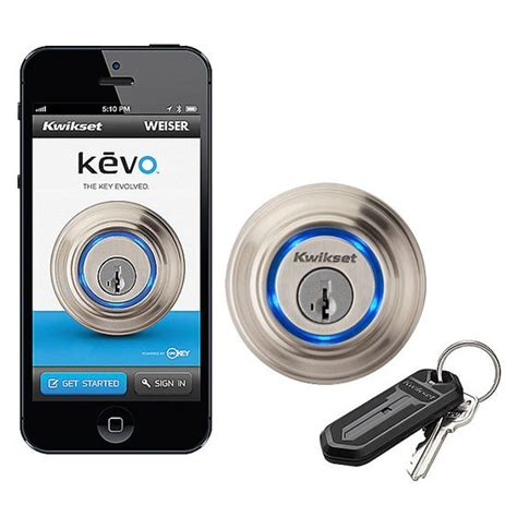 best bluetooth door lock kevo bluetooth 174 electronic lock with kevo your smartphone