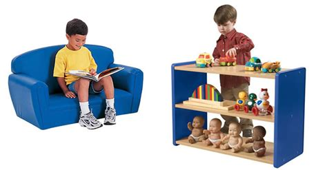 Childsized Furniture Fosters Independence  Kaplan Early