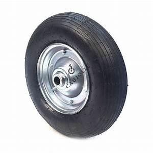 Roue De Brouette Bricomarché : roue de brouette gonfl e de diam tre 400 mm axe 25 mm ~ Edinachiropracticcenter.com Idées de Décoration
