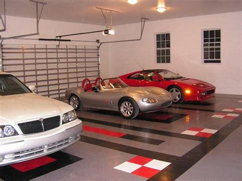 1000 images about cool garages and garage floors on