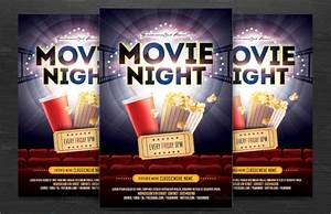 Sample Flyers For Marketing 18 Movie Flyers Psd Vector Eps Word
