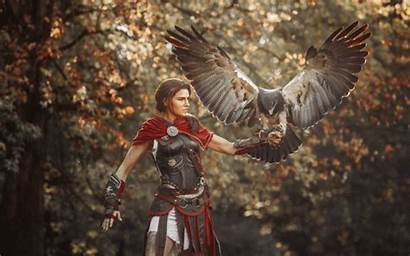 Creed Assassin Odyssey Kassandra Cosplay Wordpress Lara