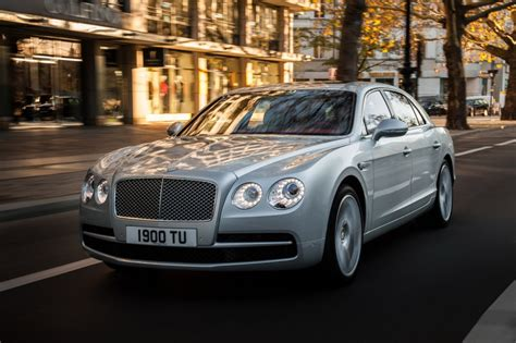 bentley flying spur   drive