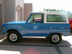 Early Ford Bronco 1966 1977 Autos Weblog 2017  2018 Best Cars Reviews