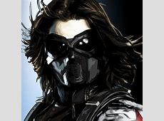 Winter Soldier Masked Odyssey Art
