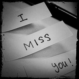 I Sure Miss You a Lot…!! – madsspace