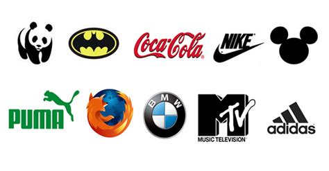 Famous Logos  World View