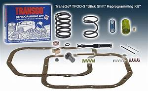A500 40rh 42rh 42re 44re Transgo Reprogramming Kit 1988