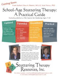 Stuttering and Speech Therapy