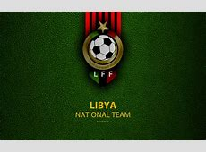Download wallpapers Libya national football team, 4k