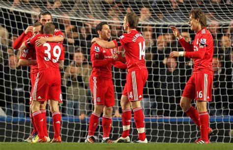 Soccer – Carling Cup – Quarter Final – Chelsea v Liverpool ...