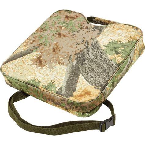 camo deer stand seat cushion