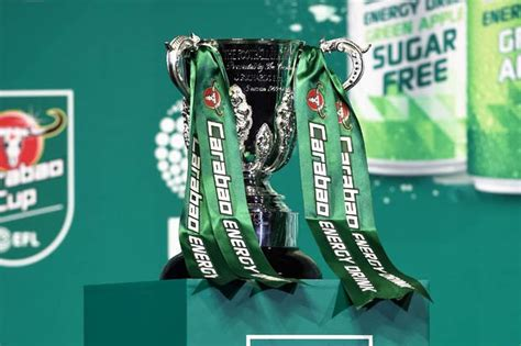 Carabao Cup: All You Need to Know About Fourth Round Draw