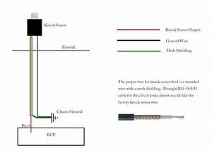 Clint U0026 39 S Garage  How To Rewire Your Knock Sensor