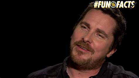 Fun Facts Christian Bale Allocine