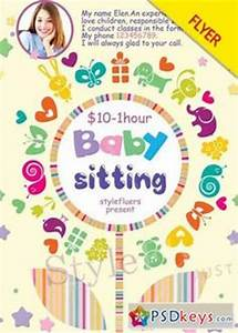 Babysitter Flyer Sample 24 Best Babysitting Flyers Images On Pinterest