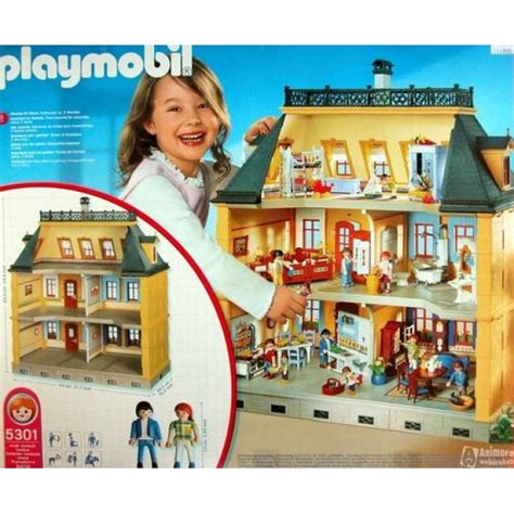 playmobil huis rosa goedkoop playmobil nostalgisch poppenhuis 5301 kopen bij