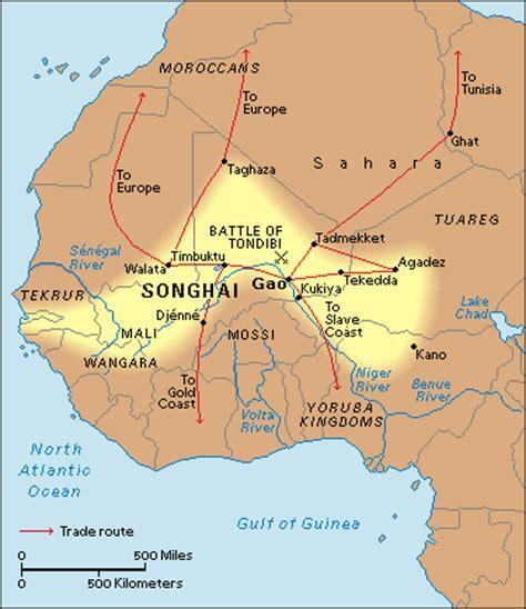 Civilizações Africanas A Civilização Songhai Nos Séculos