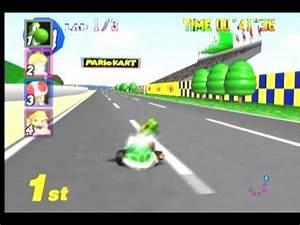 Playing Mario Kart 64 On The XBOX YouTube