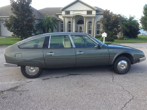 Citroen Cx For Sale by 1981 Citroen Cx Keep Cars Wednesday